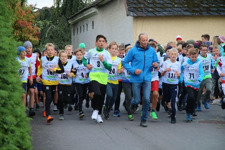 NMS Rainbach organisierte die Cross Country-Bezirksmeisterschaft