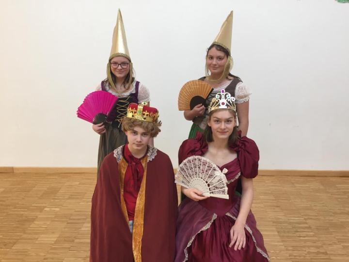 Faschingstheater der NMSRainbach